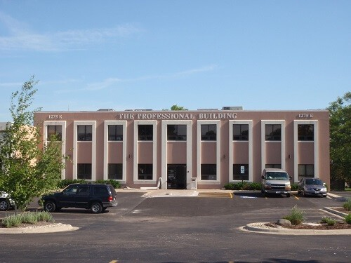 Chiropractor in Wheaton, IL 60189, 1275 Butterfield Rd, Suite 110