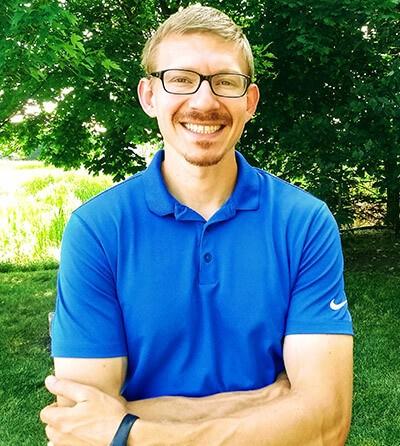 Meet the Team Chiropractor Dr. Joshua Lederman