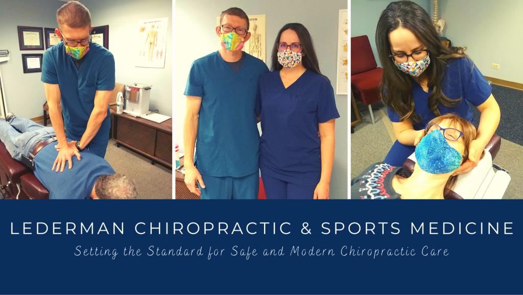 Chiropractor in Wheaton, IL 60189 Dr. Joshua Lederman and Dr. Ashley Lederman